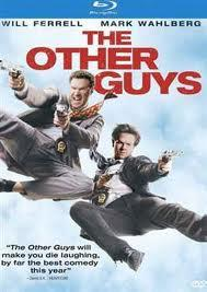 Other Guys, The (Blu-ray 2010 Unrated)