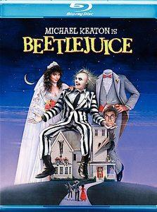 Beetlejuice (Blu-ray Disc, 2008)