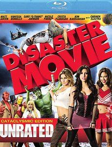Disaster Movie (Blu-ray Disc, 2009 Unrated)