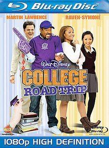College Road Trip (Blu-ray Disc, 2008)