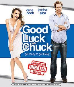Good Luck Chuck (Blu-ray Disc, 2008, Unrated)