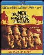 Men Who Stare at Goats, The (Blu-ray Disc, 2010)