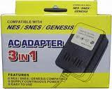 NES / SNES / Genesis 3 in 1 Power Cord [NEW]