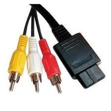 SNES / Nintendo 64 / Gamecube AV Cable [NEW]