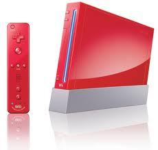 Nintendo Wii Red Console (Not Gamecube Compatible) [Refurbished