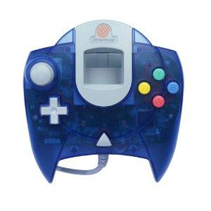 Sega Dreamcast Original Blue Controller [Used]