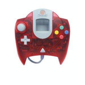 Sega Dreamcast Original Red Controller [Used]