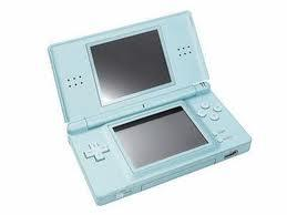 DS Lite System Ice Blue [Refurbished]