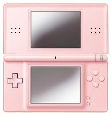 DS Lite System Pink [Refurbished]