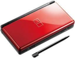 DS Lite System Crimson [Refurbished]