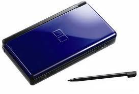 DS Lite System Cobalt [Refurbished]