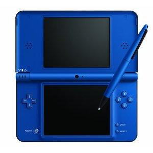 DSi XL System Midnight Blue [Refurbished]