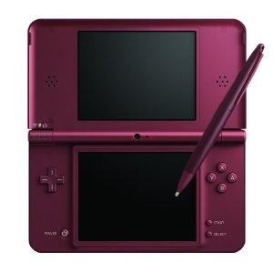 DSi XL System Burgundy [Refurbished]