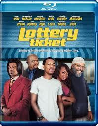 Lottery Ticket (Blu-ray/DVD, 2010)