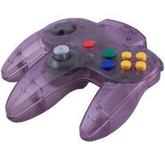 Nintendo 64 Atomic Purple Controller [USED]
