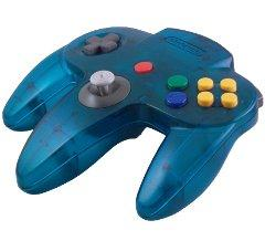 Nintendo 64 Atomic Blue Controller [USED]