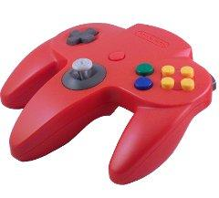 Nintendo 64 Red Controller [USED]