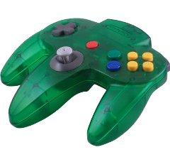 Nintendo 64 Atomic Green Controller [USED]