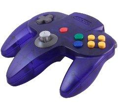Nintendo 64 Grape Controller [USED]