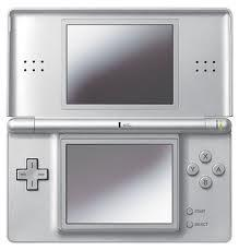 DS Lite System Silver [Refurbished]