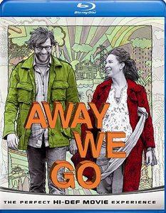 Away We Go (Blu-ray Disc, 2009)