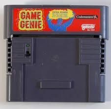 Super Nintendo SNES Game Genie [USED]