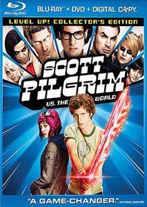 Scott Pilgrim Vs. the World (Blu-ray/DVD, 2010)