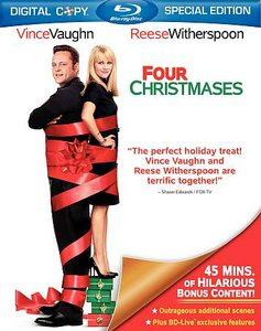 Four Christmases (Blu-ray Disc, 2009 Special Edition)