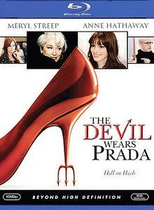 Devil Wears Prada, The (Blu-ray Disc, 2006)