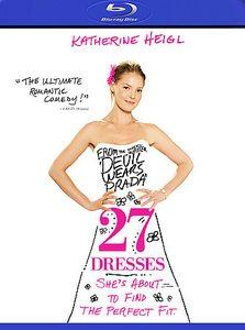 27 Dresses (Blu-ray Disc, 2008)