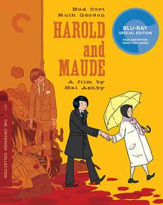 Harold and Maude (Blu-ray Disc, 2012, Criterion Collection)