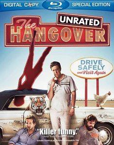 Hangover, The (Blu-ray Disc, 2009, Rated/Unrated)