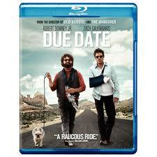 Due Date (Blu-ray Disc, 2011)