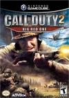 Call of Duty 2: Big Red One (GameCube) [USED DO]