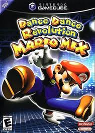 Dance Dance Revolution: Mario Mix (GameCube) [USED]