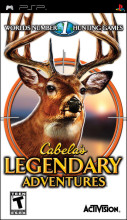 Cabela's Legendary Adventures (Playstation Portable) [USED]
