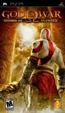 God of War: Chains of Olympus (Playstation Portable) [USED]