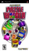 Capcom Puzzle World (Playstation Portable) [USED]