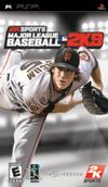Major League Baseball 2K9 (Playstation Portable) [USED DO]