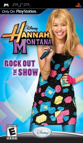 Hannah Montana: Rock Out the Sh (Playstation Portable) [USED DO]