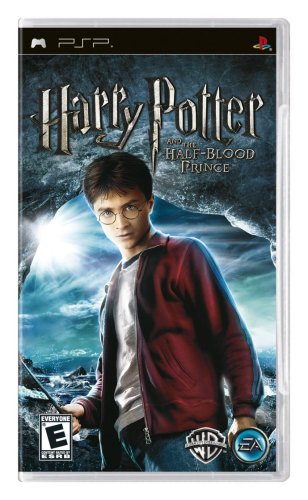 Harry Potter and the Half-Blood (Playstation Portable) [USED DO]