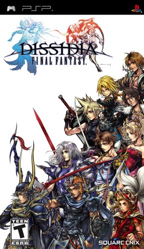 Dissidia: Final Fantasy (Playstation Portable) [USED DO]
