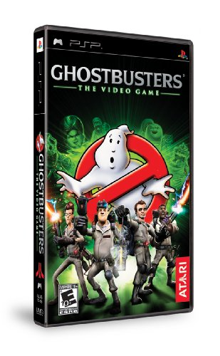 Ghostbusters The Video Game (Playstation Portable) [USED DO]