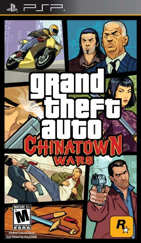 Grand Theft Auto: Chinatown War (Playstation Portable) [USED DO]