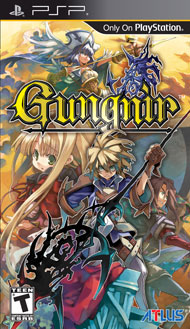 Gungnir (Playstation Portable) [USED]