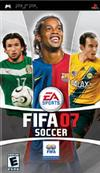 FIFA 07 (Playstation Portable) [USED DO]