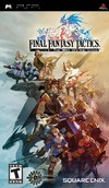 Final Fantasy Tactics: The War (Playstation Portable) [USED DO]