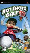 Hot Shots Golf: Open Tee (Playstation Portable) [USED]