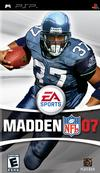 Madden NFL 07 (Playstation Portable) [USED DO]