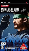 Metal Gear Solid: Portable Ops Plu (Playstation Portable) [USED]